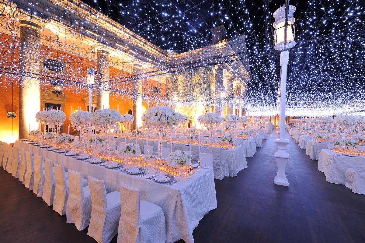 & 8 Wedding Lighting Ideas