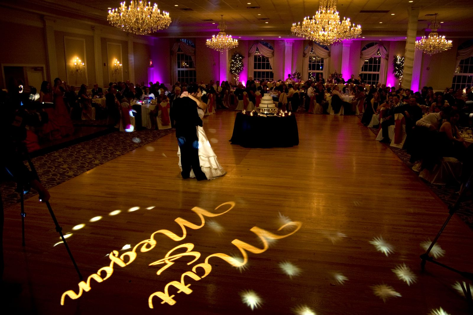 Otto Productions Pittsburgh Wedding Event Lighting Company